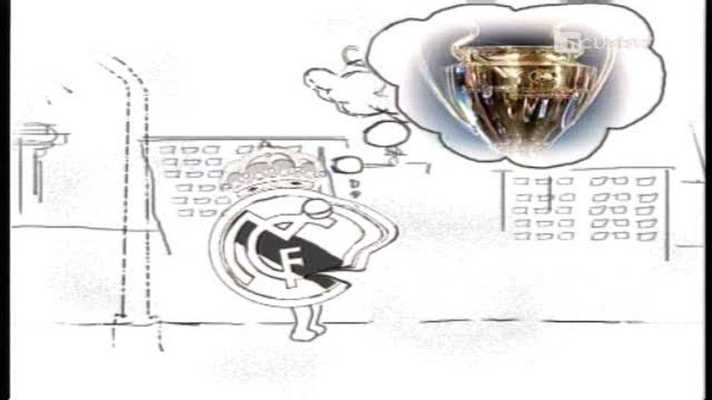 Las alas del Real Madrid