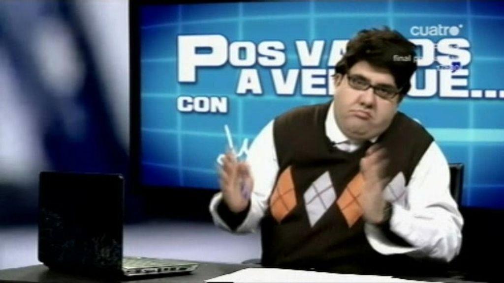 La entrevista de Juan Pedro a Aznar