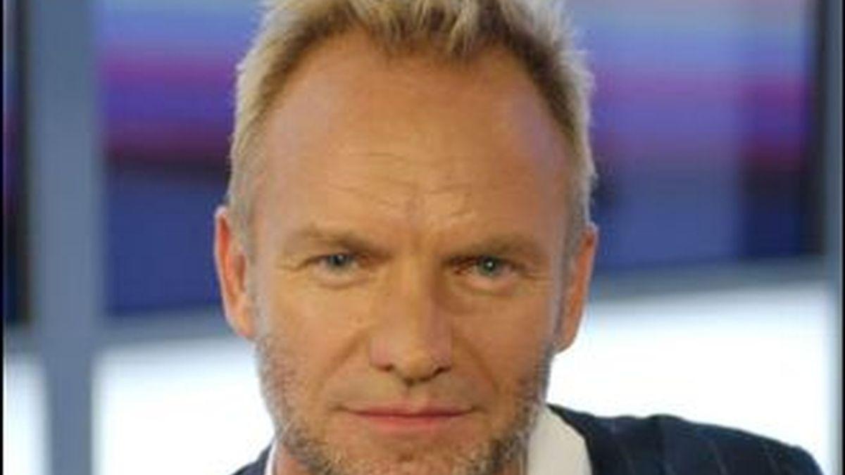 Sting ha abogado por la legalización de la marihuana y dedicar ese dinero a luchar contra la pobreza.
