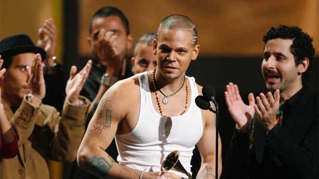 Calle 13 en los Grammy Latino