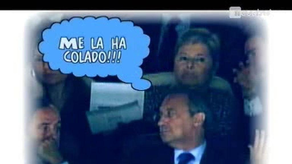 ¿Qué le pasa por la cabeza a Florentino Pérez?