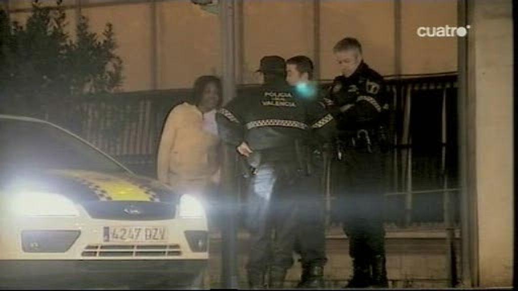 La Policía nos muestra el peligro de la noche