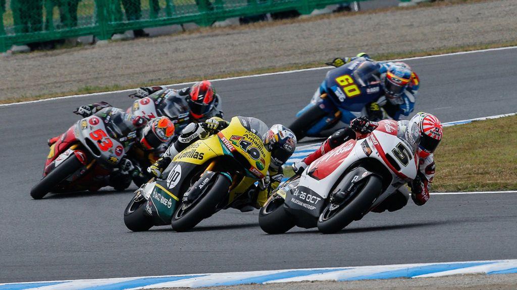 La carrera de Moto2 del GP de Australia, al minuto