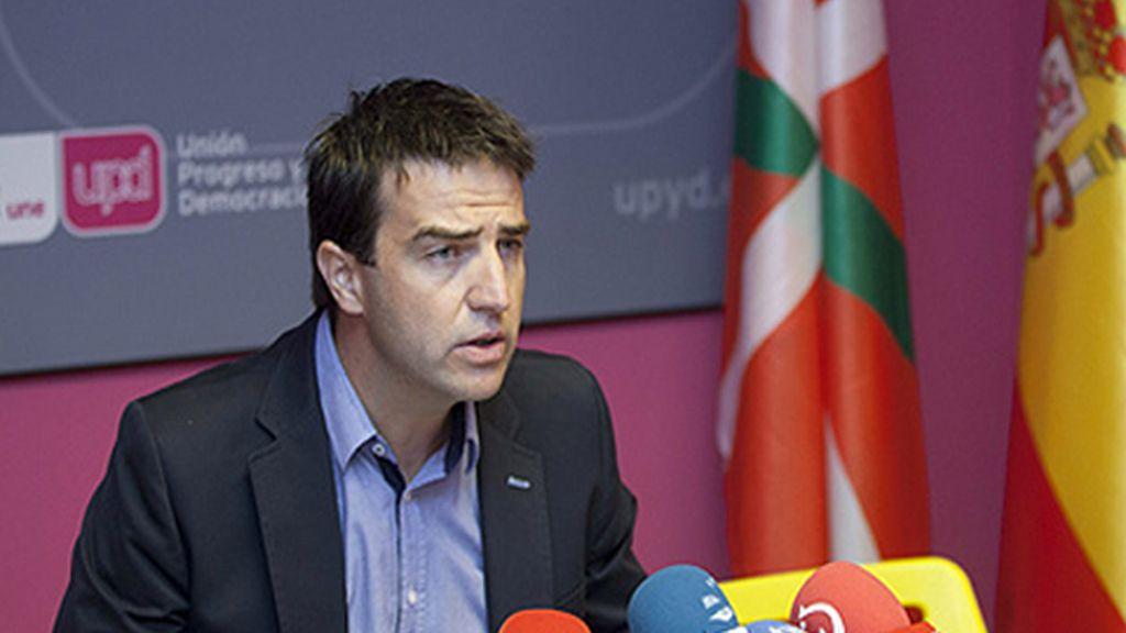 """UPyD cree que el comunicado del EPPK está """"lleno de mentiras"""""""
