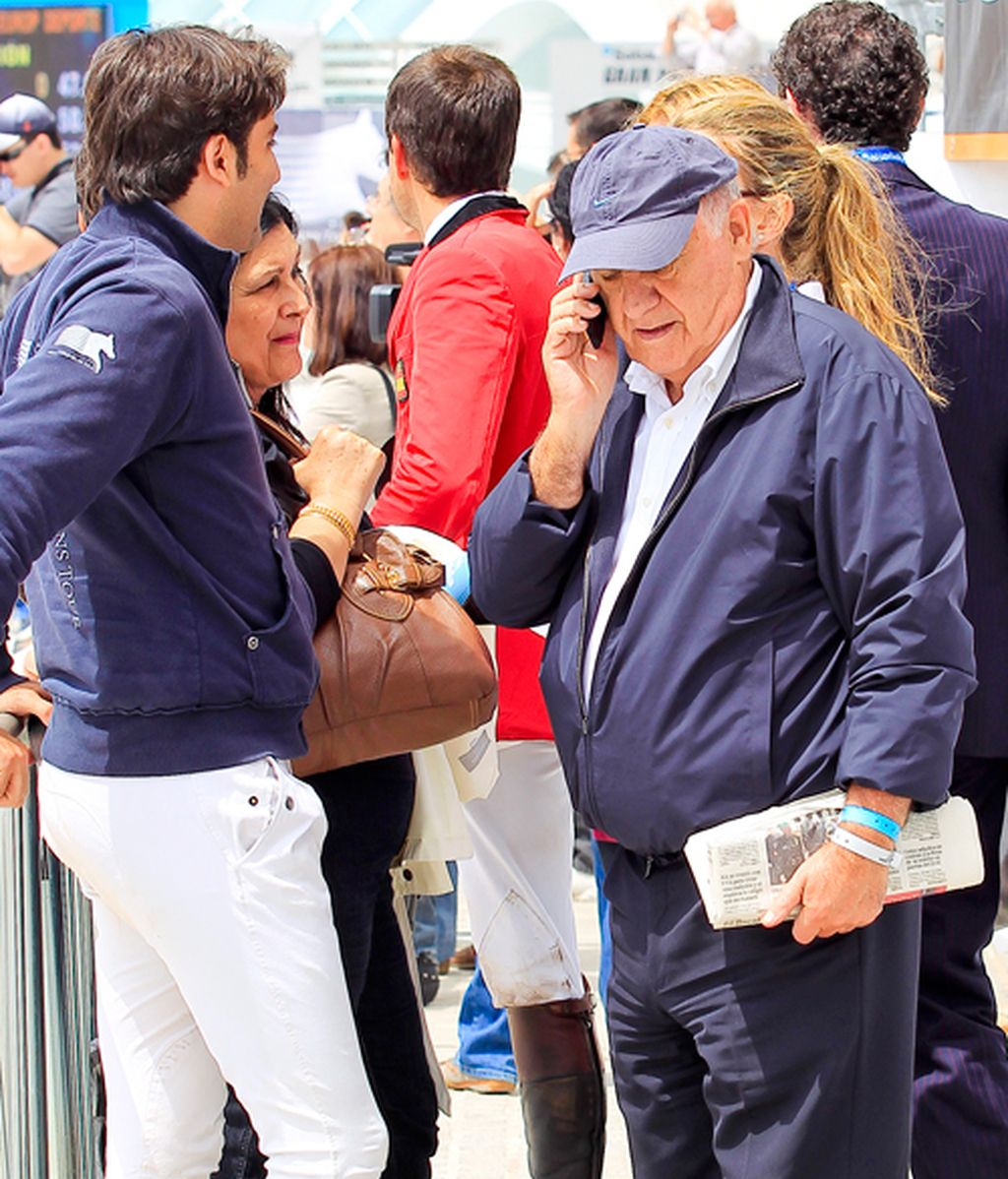 Marta Ortega, Carlota Casiraghi y Ahtina Onassis: herederas en Valencia
