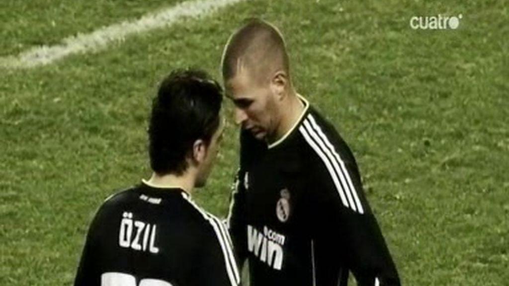 Benzema volvió a ser letal