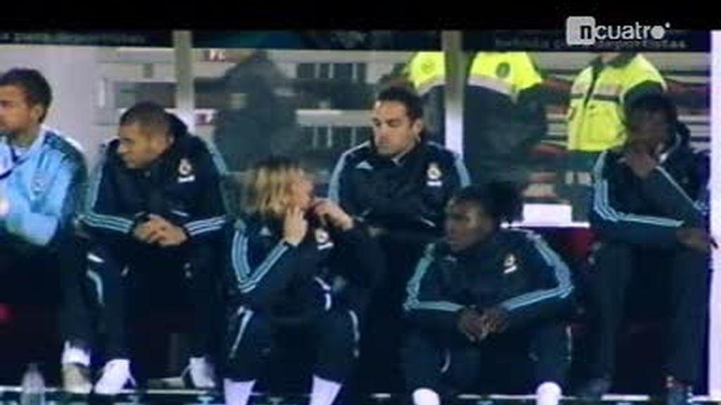 De la bronca de Iker a los 'gases' del banquillo del Real Madrid