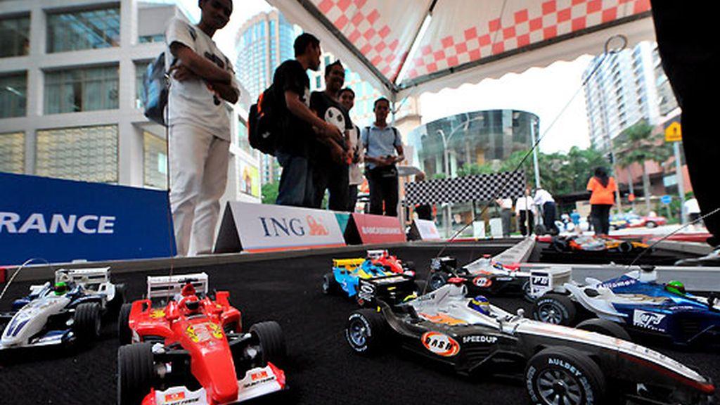 Malasia se prepara para la segunda carrera de la temporada