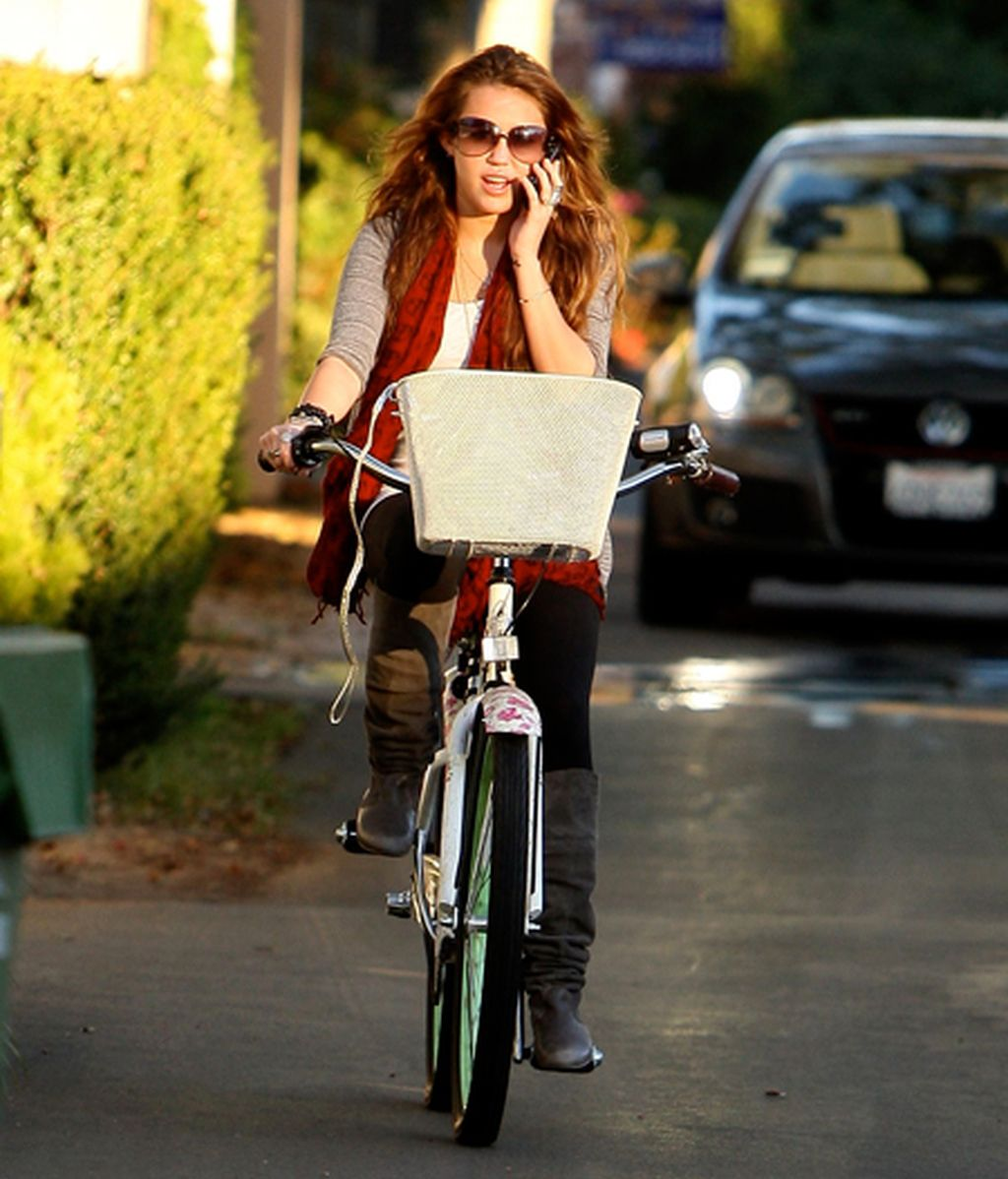 No sin mi bici: celebrities de Giro