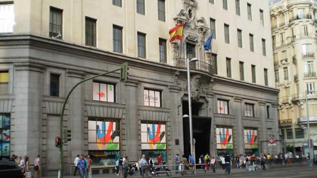 Todos apoyando a Madrid, también las empresas privadas