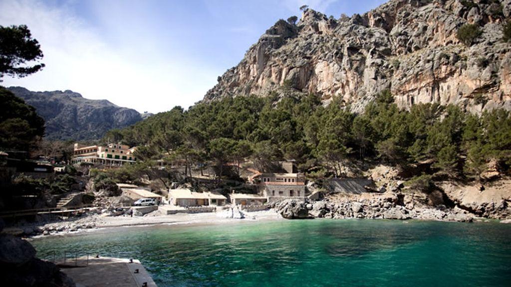 Sa Calobra es uno de los lugares favoritos de Chenoa en Mallorca