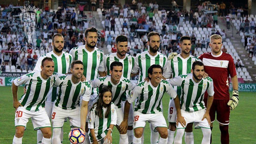 Equipación del Córdoba en la temporada 2016/2017