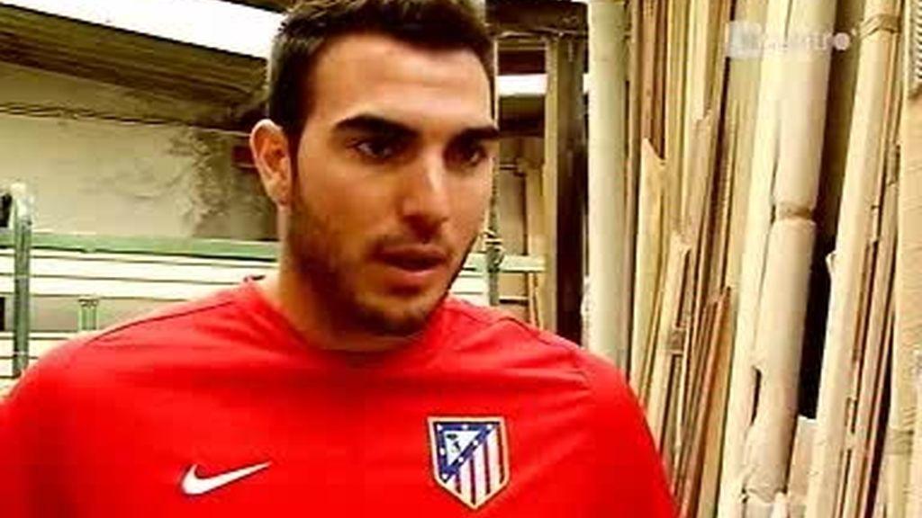 Roberto, el cerrojo del Atlético