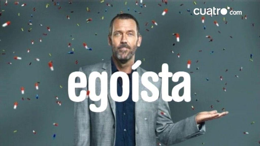 Teaser House: Egoísta