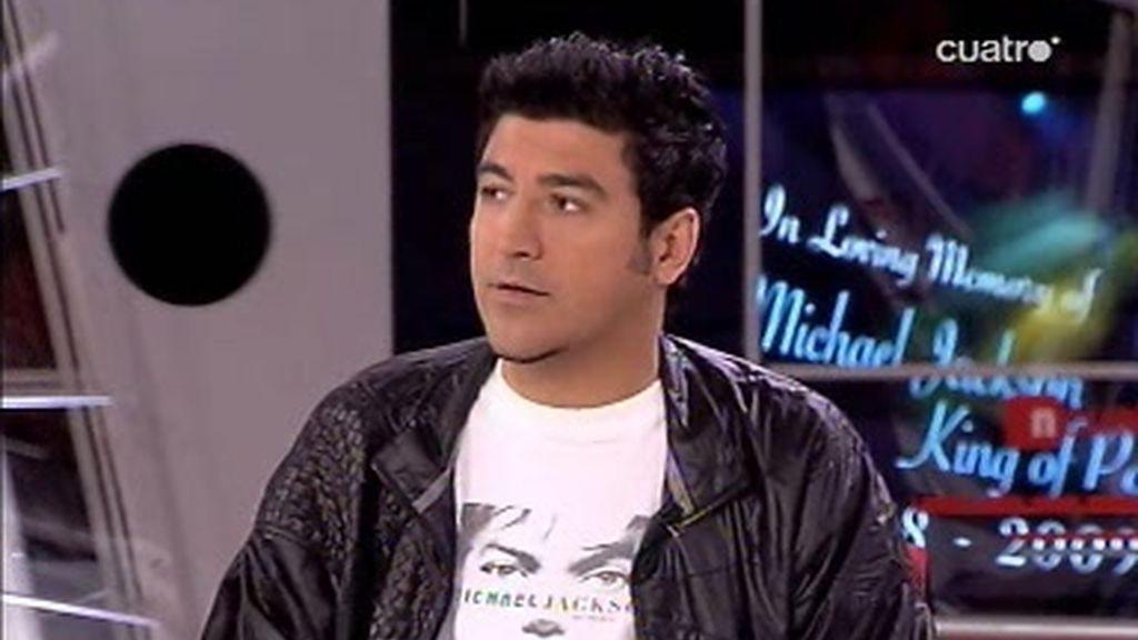 Despedida a Michael Jackson: Tony Aguilar nos cuenta su encuentro personal con Michael