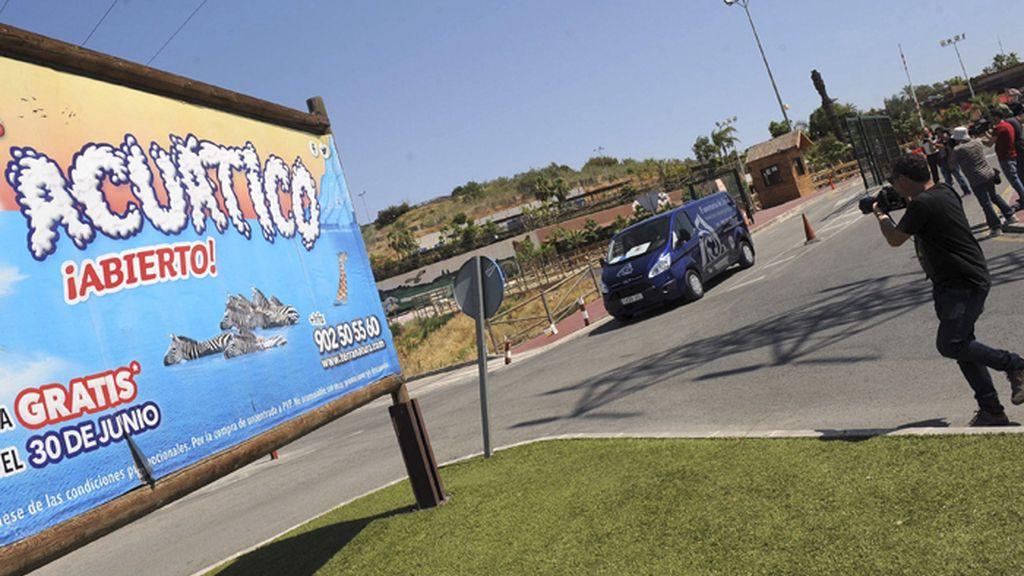 Fallece un niño de 8 años mientras se bañaba en un parque acuático de Murcia