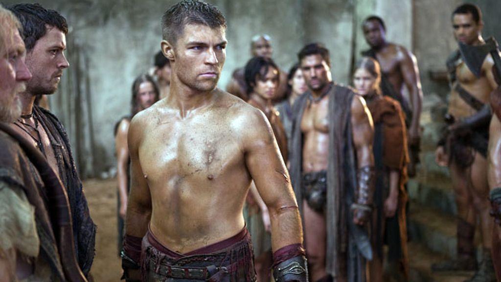 Las fotos de los capítulos 5,6 y 7 de 'Spartacus: Venganza'