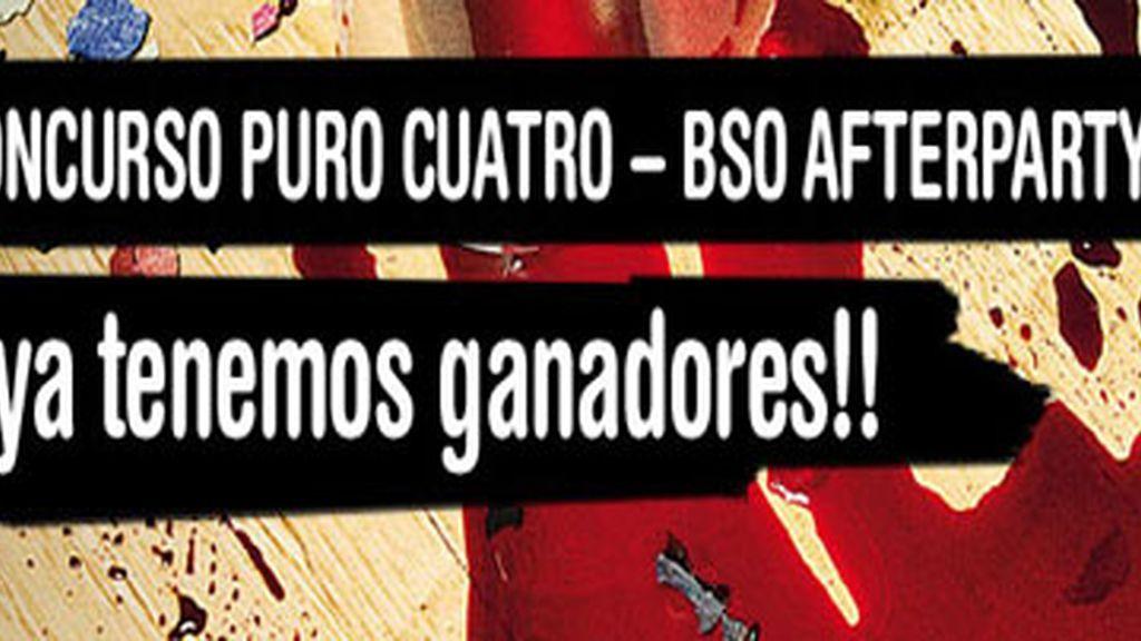 Concurso 'Puro Cuatro BSO Afterparty'