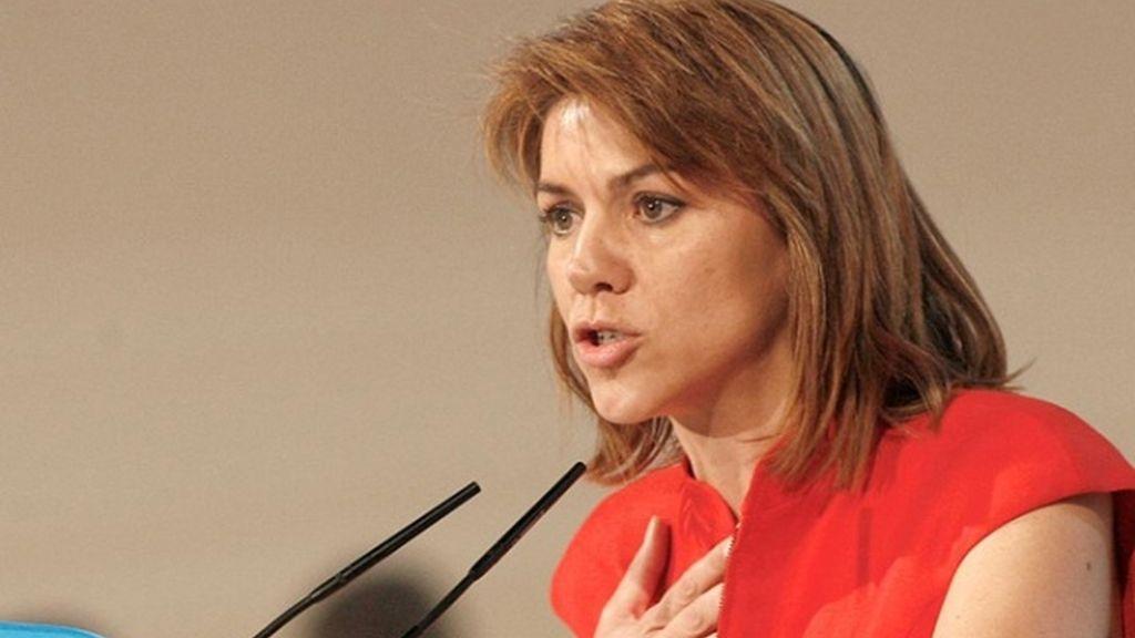 Cospedal cobró más de 200.000 euros el año pasado
