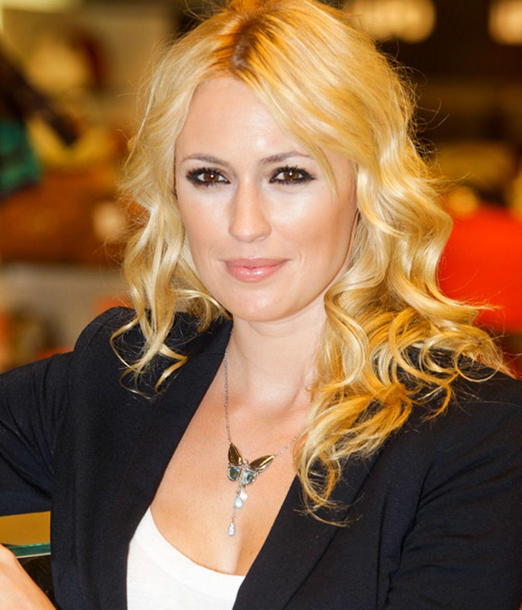 Carolina Cerezuela, una cara de joya