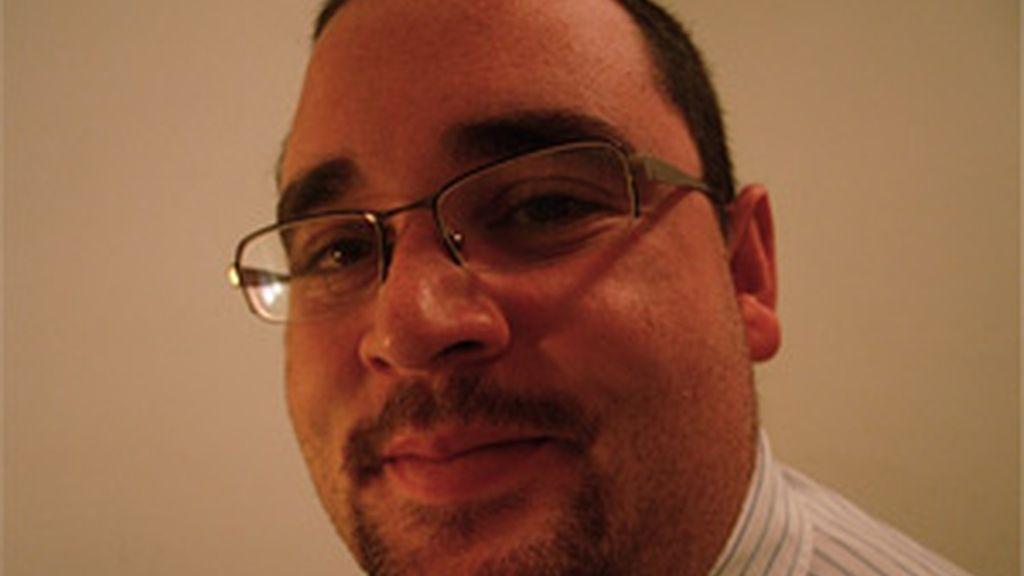 Jeronimo Palacios, el protagonista de la primera detención narrada en directo en Twitter. Foto:jeronimopalacios.com