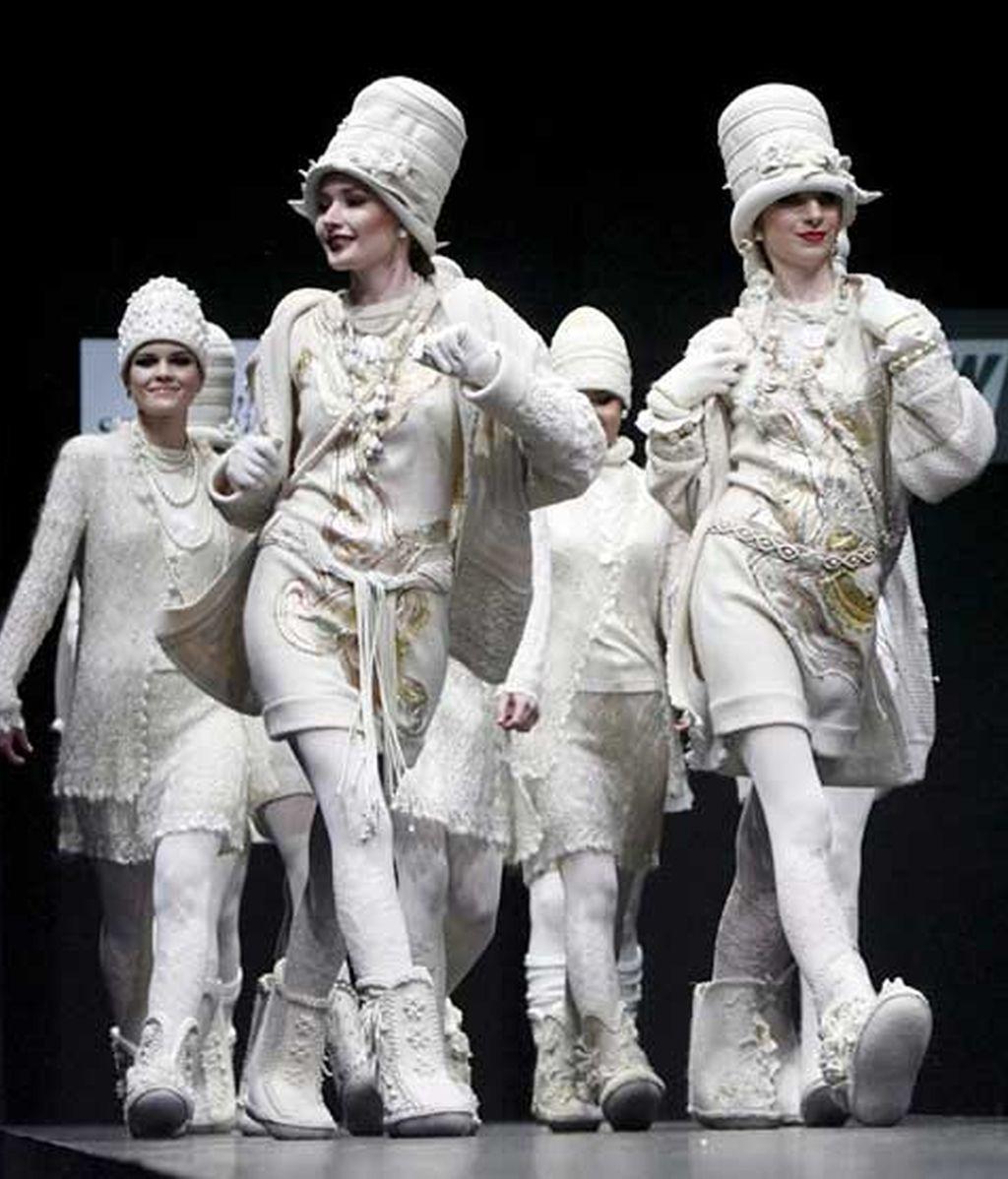 Moda en Rusia