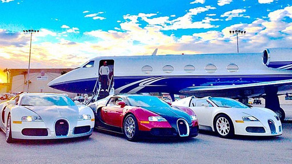 Bugatti Mayweather
