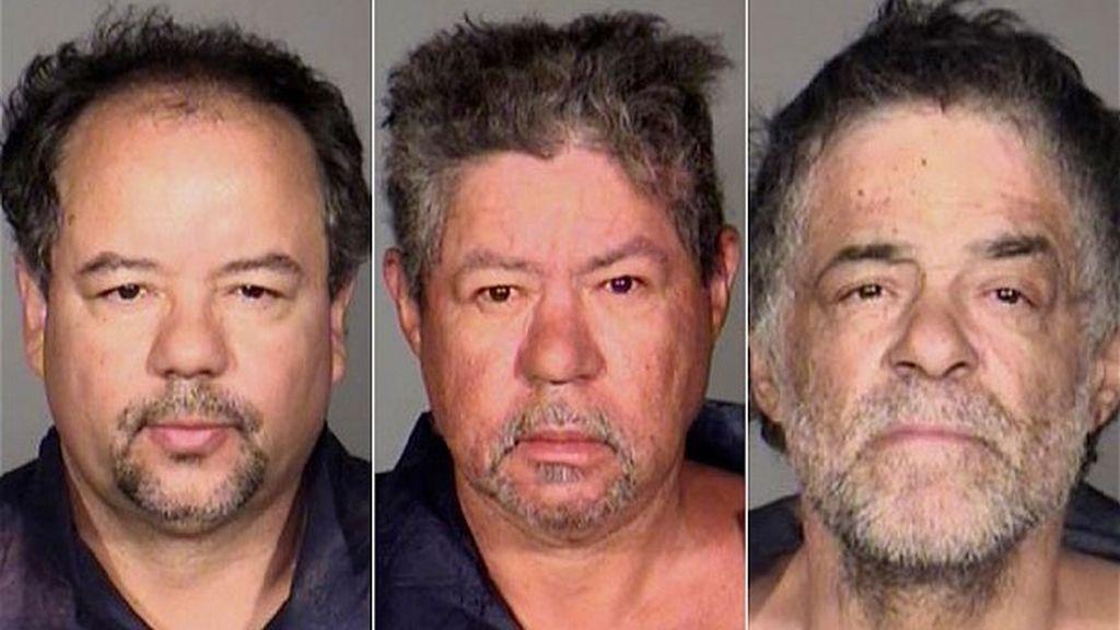 Ficha policial de los tres hermanos Oriol