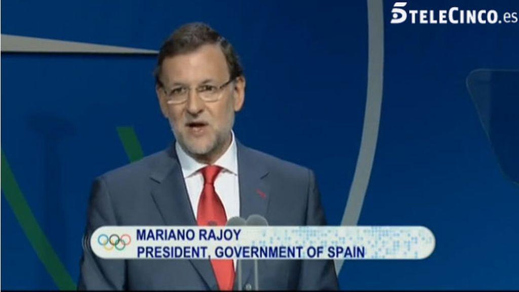 Rajoy madrid 2020