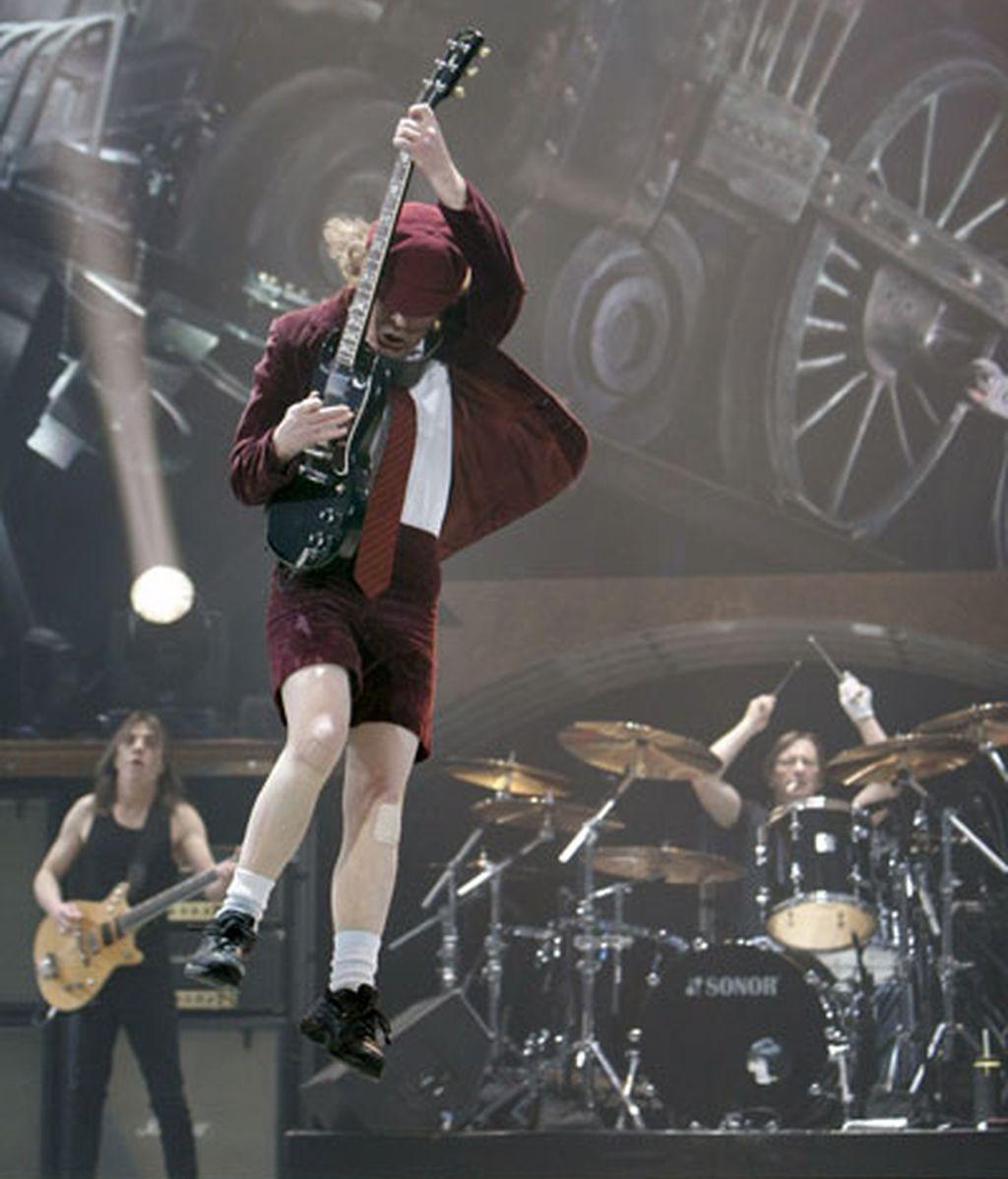 Concierto de AC/DC en Madrid