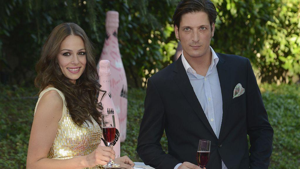 Eva González y Luis Medina