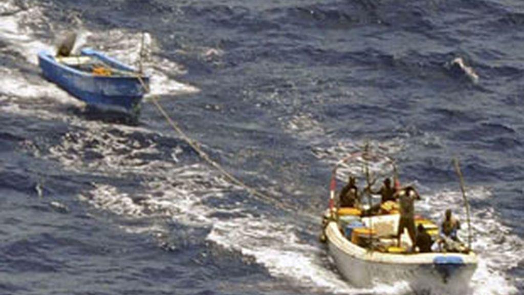 Un barco de capitán español, secuestrado. Vídeo: Informativos Telecinco.