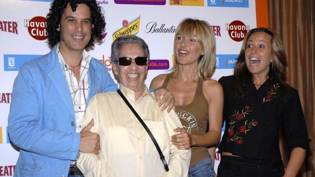 Chavela Vargas, fin de una vida intensa