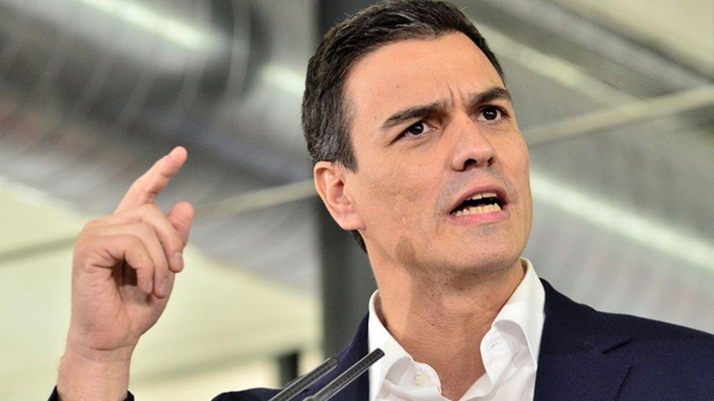 Pedro Sánchez confía en movilizar a los indecisos con la estructura única de su partido