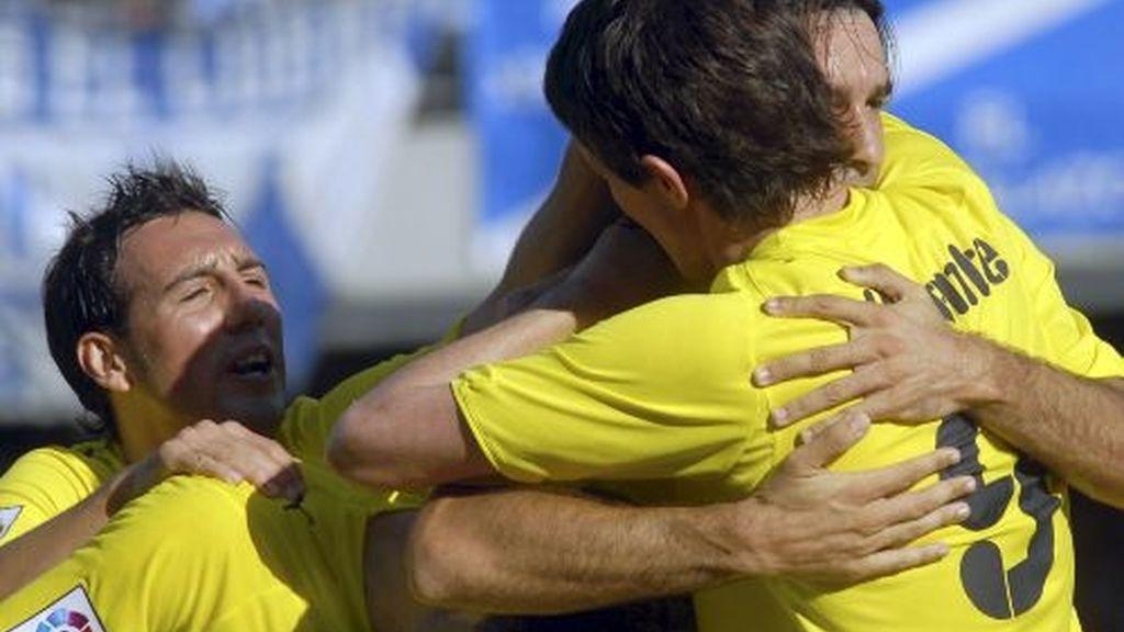 El Villarreal no puede permitirse más fallos. Foto: EFE