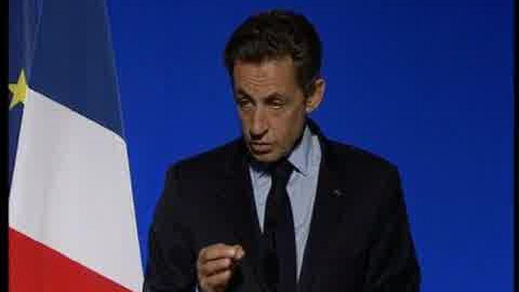 Sarkozy continuará con la reforma