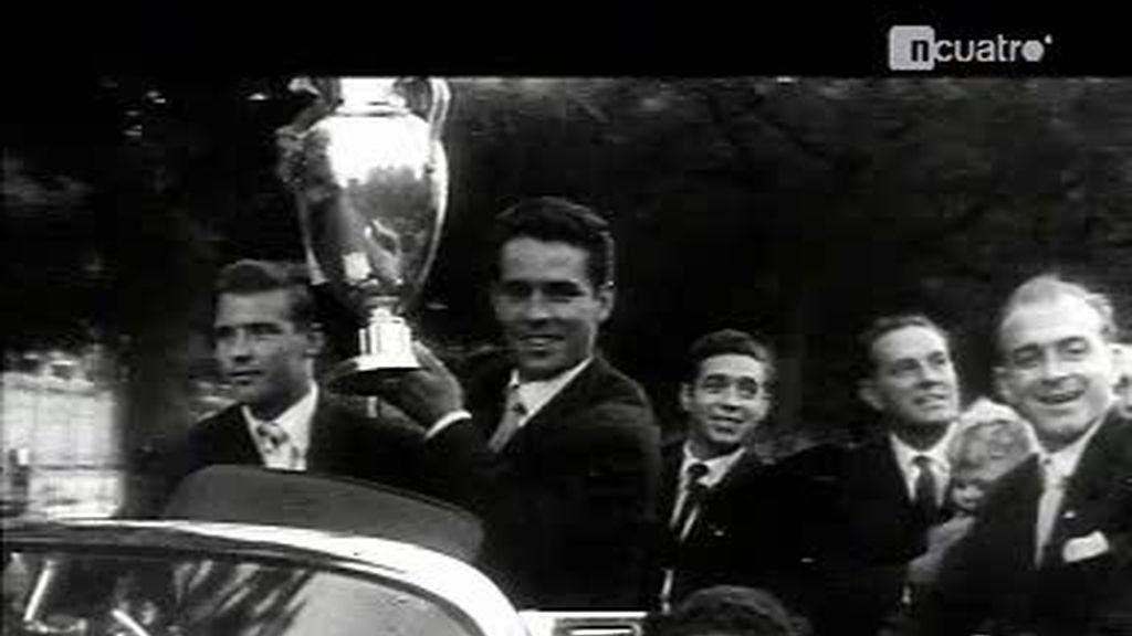 El Real Madrid: una gran película de grandes éxitos