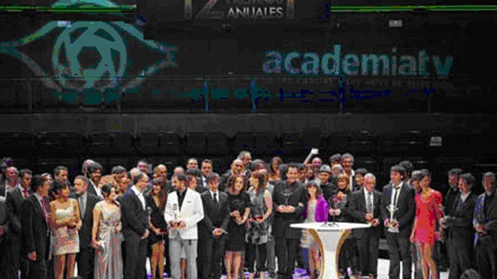 XII Premios Academia de la Televisión