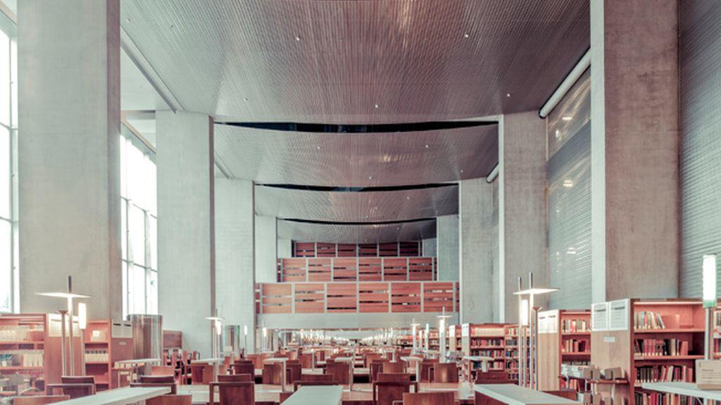 Biblioteca National de Francia François Miterrand