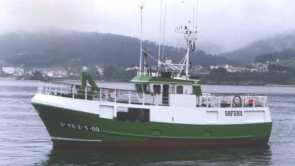 Barco pesquero desaparecido. Foto: Faro de Vigo
