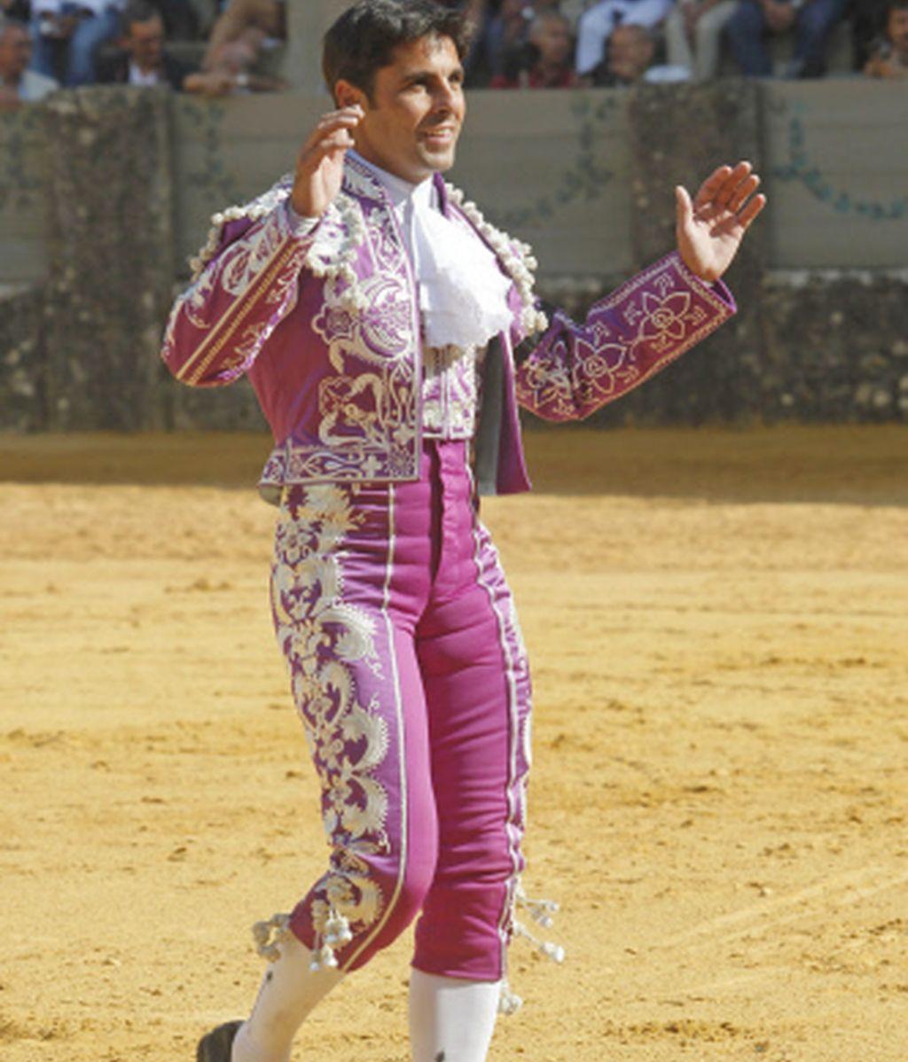 Francisco, triunfante en la plaza
