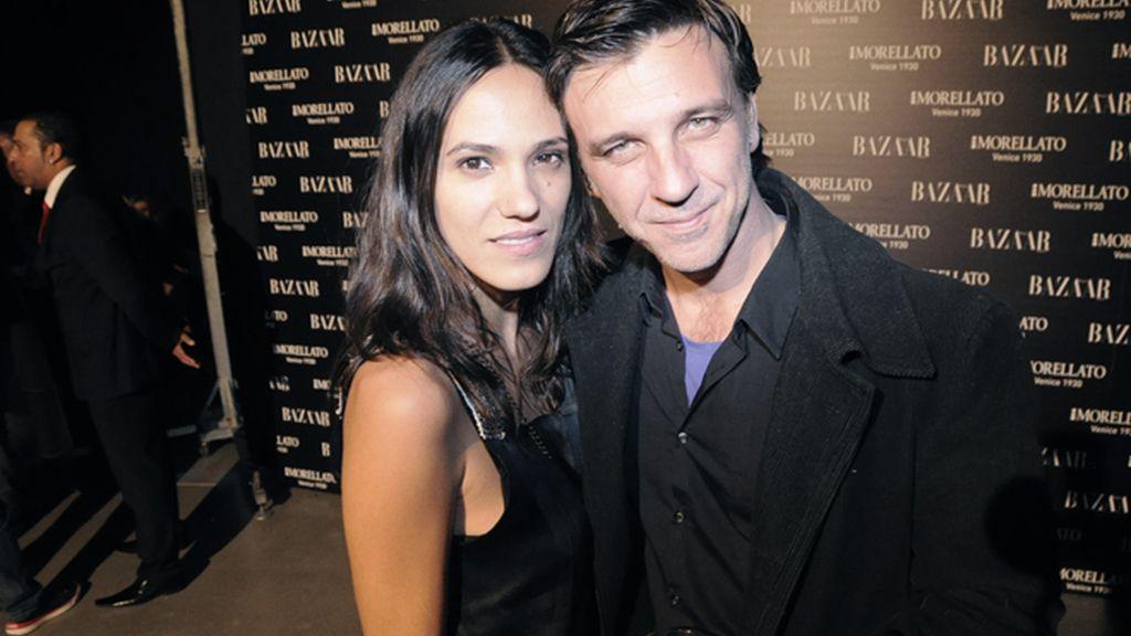 María León y Banca Suárez no quisieron perderse la fiesta de Harper's Bazaar