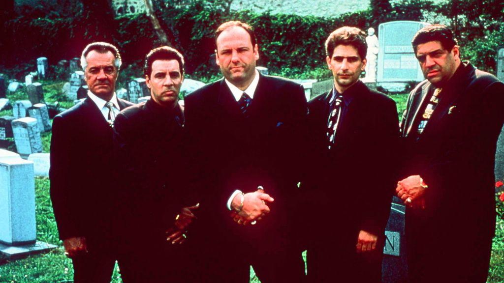 Muere Tony Soprano