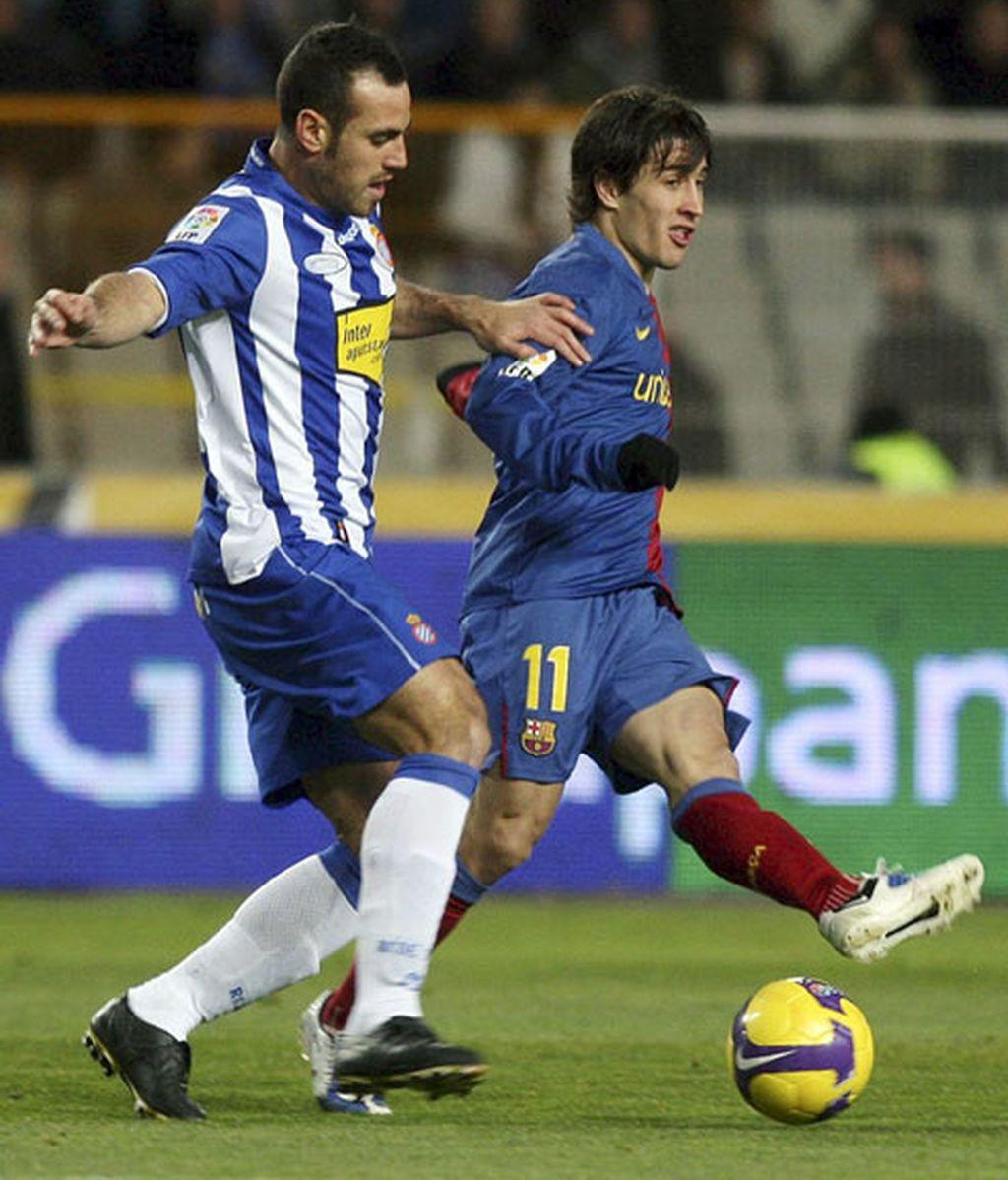 El Espanyol frena al Barça (0-0)