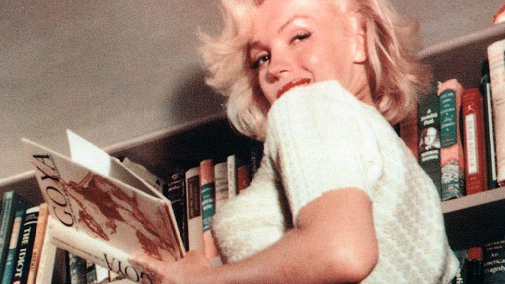 Marilyn Monroe, la tentación rubia