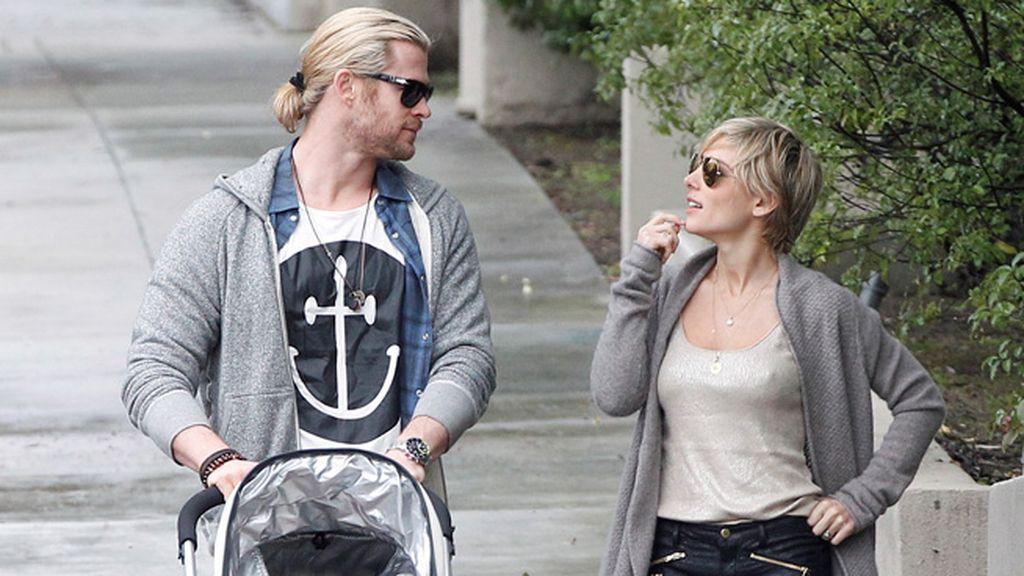 Como clones: La pareja tiene un estilo bastante similar