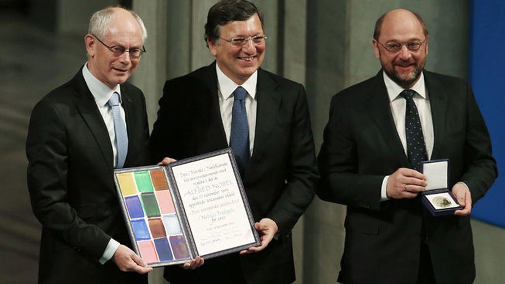 Premio Nobel de la paz para una UE en crisis