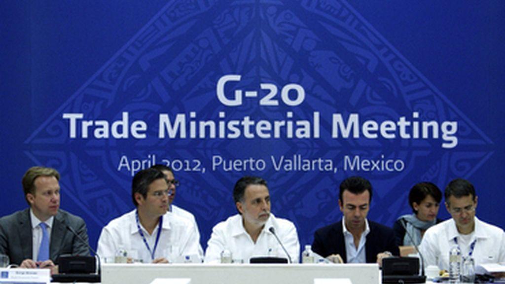 Reunión G20, México (EFE)