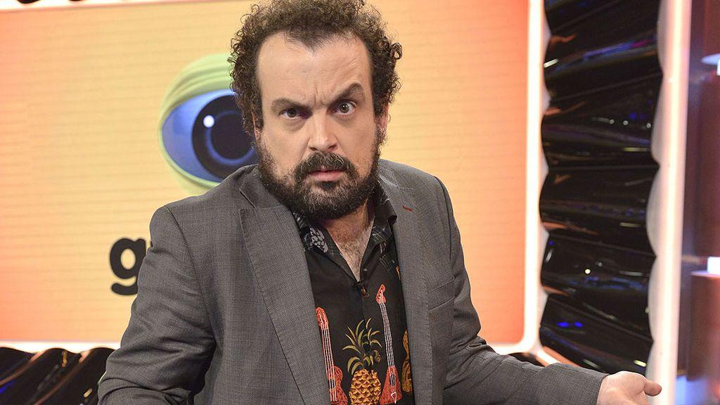 El director de cine Nacho Vigalondo comentarán esta entrega especial