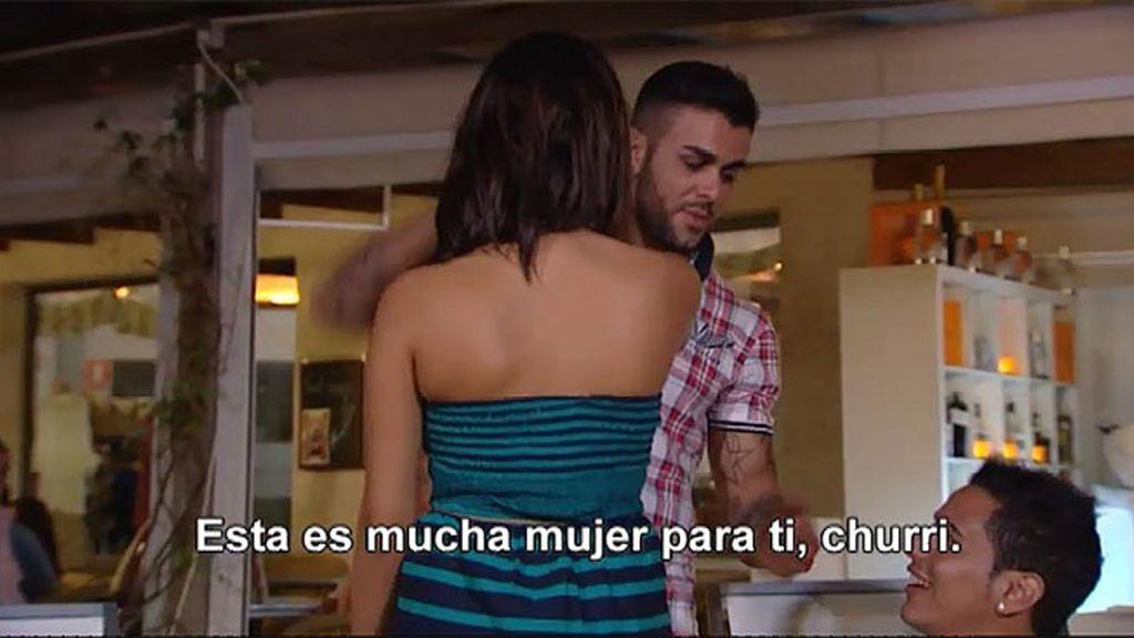 …Pero es él el quien se queda sin chica, Lucía